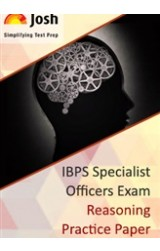 IBPS Specialist Officers Exam Reasoning: Practice Paper Online Test