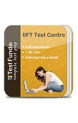 IIFT Test Centre (2014-15)