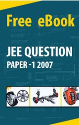 JEE Main Question Paper -1 2007