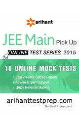 JEE Main Test Series 2015 by Arihant - Online Test