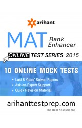 MAT Test Series by Arihant - Online Test