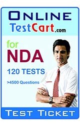 NDA Online Test Series