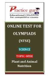 Plant and Animal Nutrition