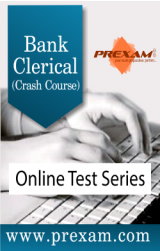 Bank Clerical Crash Course Test Series