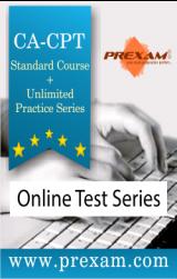 CA-CPTStandard+ Unlimited Practice Series