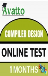 Compiler Design Online Test 1 by Avatto