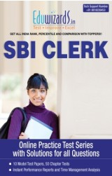 SBI Clerk by Eduwizards - Online Test