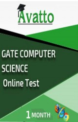 GATE Computer Science Online Test 1 by Avatto
