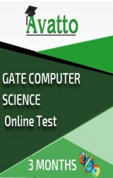 GATE Computer Science Online Test 3 by Avatto