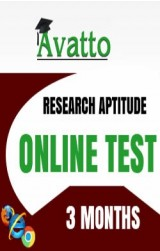 Research Aptitude Online Test 3 by Avatto