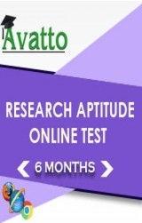 Research Aptitude Online Test 6 by Avatto