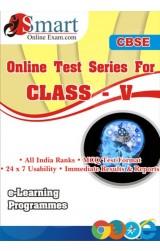 Smart Online Exam CBSE Class - V English - Online Test