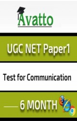 UGC NET Paper1 Test for Communication 6 by Avatto