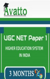UGC NET Paper1 Test for Higher Education Sytem in India 3 by Avatto
