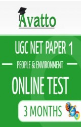 UGC NET Paper1 Online Test 3 by Avatto