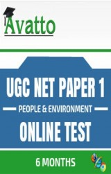 UGC NET Paper1 Online Test 6 by Avatto