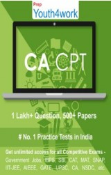 CPT - Common Proficiency Practice Tests Prep (Duration - 1 Month)