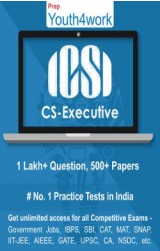 Company Secretary - Executive Practice Tests Prep (Duration - 3 Months)