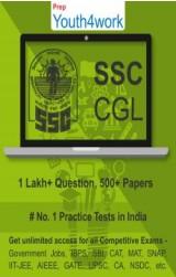 SSC CGL Best Online Practice Tests Prep (Duration - 3 Months)
