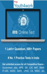RRB Best Online Practice Tests Prep (Duration - 1 Month)