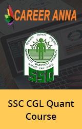 SSC CGL Quant Course