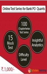 Bank PO Quant Online Test Series