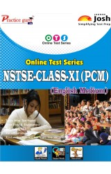 Topic Wise tests For  NSTSE Class 11 (PCM) - English