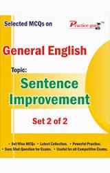 Selected MCQs on English - Sentence Improvement Set 2 of 2