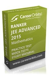 Ranker Mathematics IIT-JEE  2015 by Career Orbits