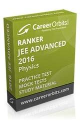 Ranker Physics IIT JEE 2016 by Career Orbits