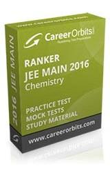 Ranker Chemistry JEE Main 2016 by Career Orbits