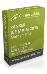 Ranker Mathematics JEE Main 2015 by Career Orbits