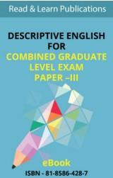 Descriptive English For Combined Graduate Level Prel. Exam Paper - III