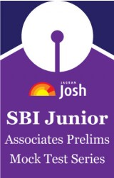 SBI Junior Associates Prelims Mock Test Series