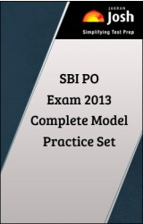 SBI PO Recruitment Exam 2013 Model Practice Set - Online Test
