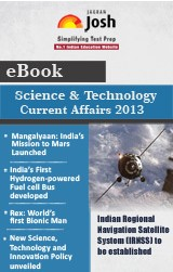 Science & Technology Current Affairs 2013 eBook