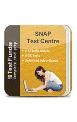 SNAP Test Centre (2014-15)