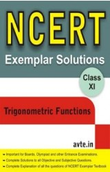 NCERT Exemplar Solutions Trigonometry Class XI eBook