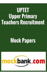 UPTET Upper Primary Teachers English Test Series - (3 Tests) By Mockbank - Online Test