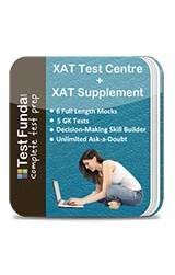 XAT Test Centre + XAT Supplement (2014-15)