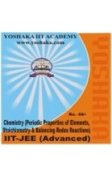 Yoshaka Chemistry Part Test - IV : Periodic Properties of Elements, Stoichiometry & Balancing Redox Reactions - Online Test