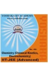 Yoshaka Chemistry Part Test - VI : Chemical Kinetics, Electrochemistry - Online Test