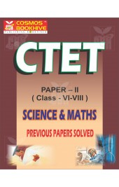 CTET Paper-II (Claas VI-VII) Science & Maths Solved Previous Papers 2013-15