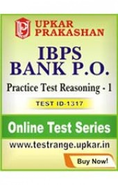 IBPS Bank PO Practice Test Reasoning - 1