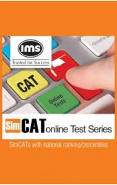 SimCAT Online 2015 by IMS - Online Test