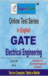 GATE - Electrical Engineering Exam Online Test Series