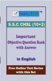 SSC CHSL LDC & DEO Exam English