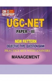 UGC NET MANAGEMENT-III