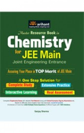 A Master Resource Book in Chemistry JEE Main by Arihant Publication - Book