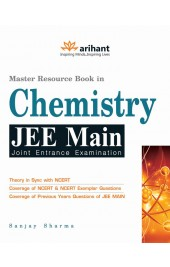 A Master Resource Book in Chemistry JEE Main 8th Edition by Arihant Publication - Book